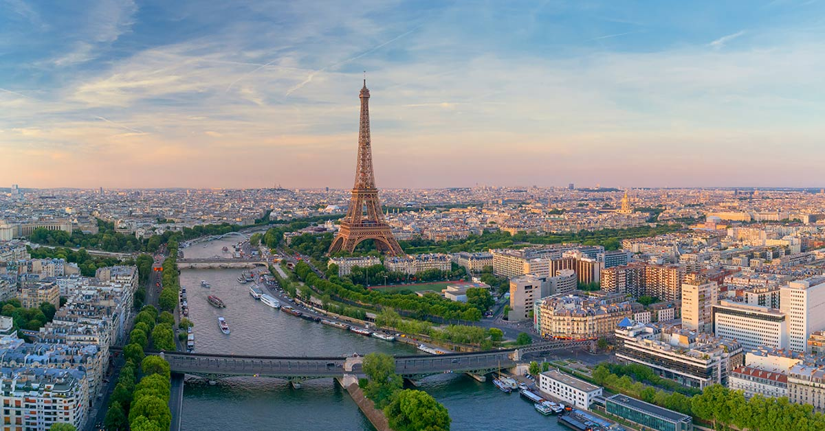 Eiffeltornet i Paris - boka biljett