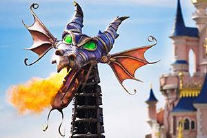 Disneyland Paris - läs tipsen på sevärdheter.se