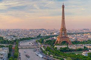Boka Eiffeltornet med hjälp av Sevärdheter.se