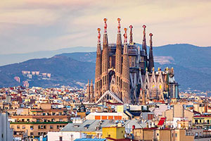 La Sagrada Familia - läs mer på sevärdheter.se