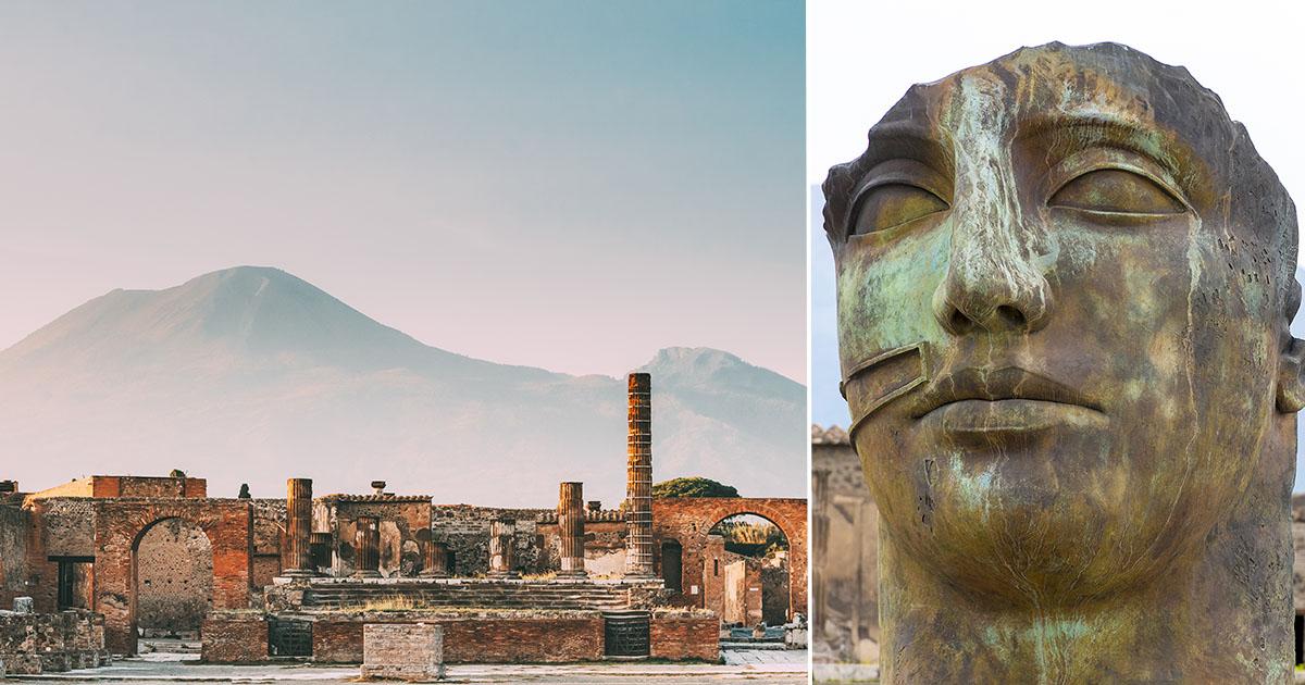 Pompeji - boka biljetter och guidade turer