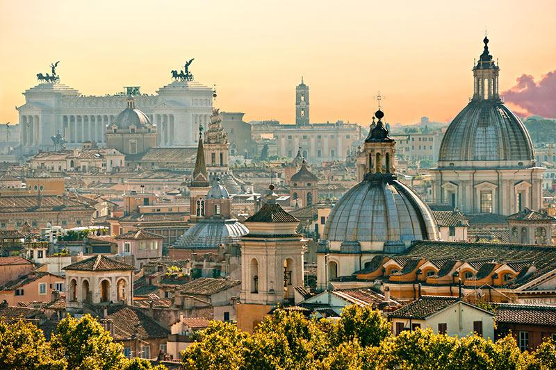 Rom - sevärdheter och saker att göra