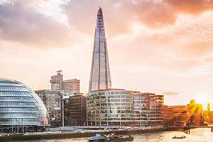 The Shard i London på Sevärdheter.se