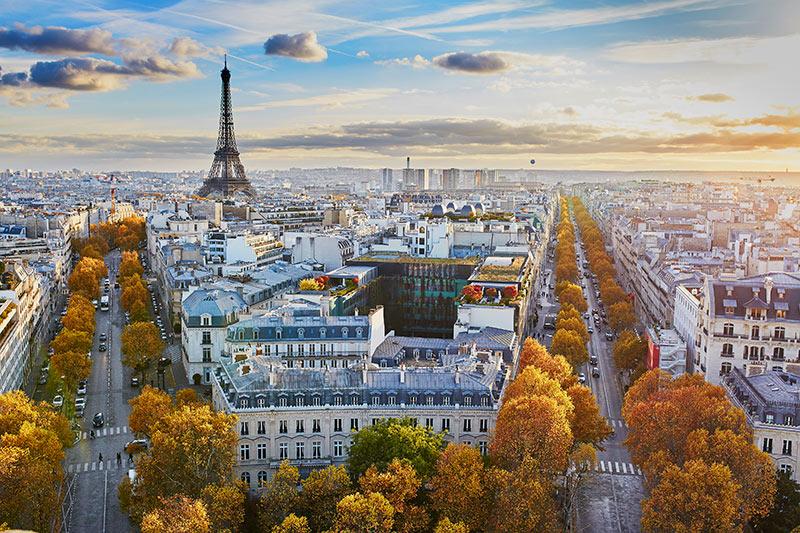Paris - sevärdheter och saker att göra